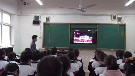 人音版七年级音乐《青年友谊圆舞曲》安徽王昊