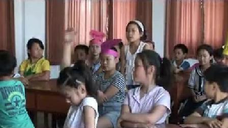《中国的传统节日》优质课(北师大版品德与社会四上,南阳第二小学:张书芳)