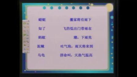 第六届电子白板大赛《天气和气候》(湘教版地理七年级,青岛市胶州市第十中学:王明秀)