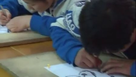 第五届电子白板大赛《中华剪纸---阳刻技法》(全日制聋校校本教材美工六年级,赵义艳)