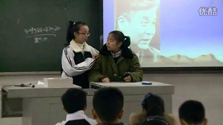 """初中语文人教版七下?#19969;?#20004;弹""""元勋邓稼先》湖南唐熹微"""