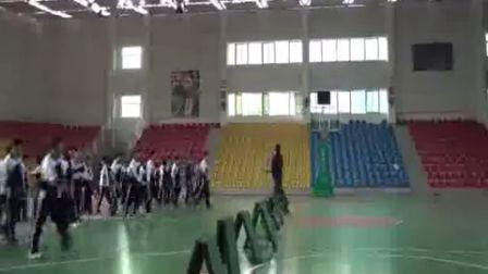 《立定跳远》教学课例(八年级体育,坪地中学:周华放)