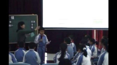 《平面镜》教学课例(小学二年级科学,东晓小学:钟秋媚)