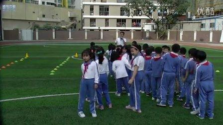 《快速跑》教学课例-体育三年级,福田小学:黄红春