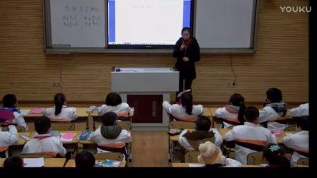 《5、4、3、2加几》观摩课-人教版数学一年级,南充市三原实验学校:袁琳
