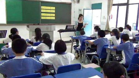 《校园里的小白杨》教学课例(花城版音乐六年级,南山外国语学校:'孙景秀)