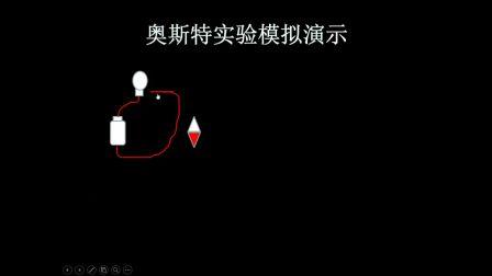 《奥斯特实验》教科版科学六上-黄陵县桥山小学-田志强-陕西省首届微课大赛