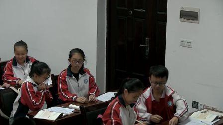 华师大版初中数学九上《在重复试验中观察不确定现象》湖南刘威