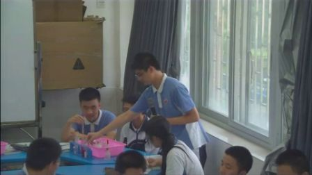 《探究复分解反应的条件(1)》教学实录(人教版化学九年级,深圳第二实验学校:余媛)