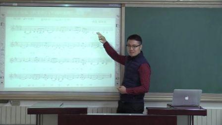 中学音乐人音版九下《高丽之声――阿里郎之歌》说课 北京张磊(北京市首届中小学青年教师教学说课大赛)