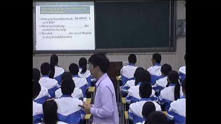 《unit5 Book 2 Grammar》人教版高一英语-郑州三十一中-刘勇