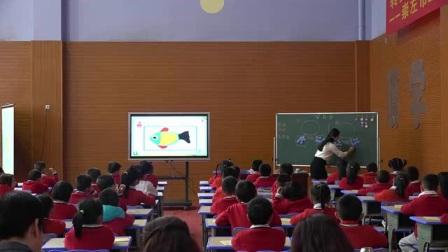 《分扣子》北师大版数学二下-广西省崇左市江州区江南第三小学  -谢健