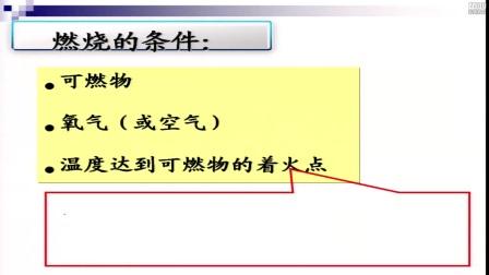 《燃烧与灭火》人教版初三化学-郑州枫杨外国语学校:李肖肖(1)