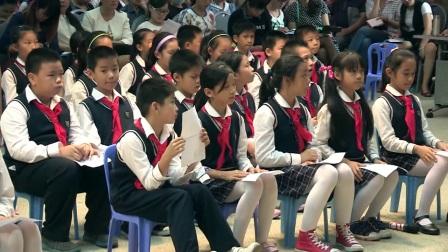 四年级音乐《金孔雀与山茶花》广西中小学优质课及观摩活动-罗雪红