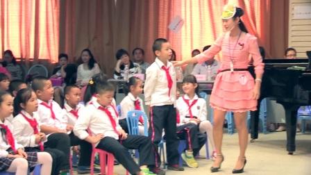二年级音乐《农场的早晨》广西中小学优质课及观摩活动-覃冬梅