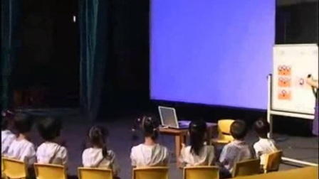 大班音乐《三只小猴子》观摩课(应彩云)