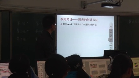 《数据图表与分析》2016人教版版信息技术八上,郑州五十八中:康思昌