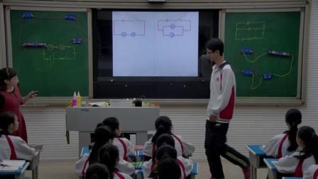 初中物理人教版九上《15.3 串联和并联》贵州柴平