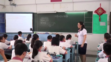 人教版初中物理九年级《18.3  测量小灯泡的电功率》广东-陈继红