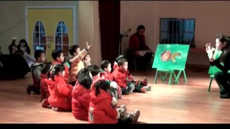 小班歌唱活动《手拉手》优质课-福建-马凌芳