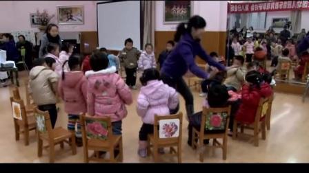 小班律动游戏《毛毛虫变蝴蝶》优质课-江苏-魏云