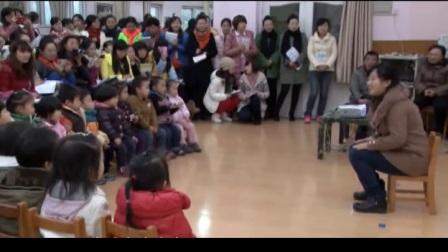 小班歌唱游戏《两只小鸟》优质课-安徽-陈晨