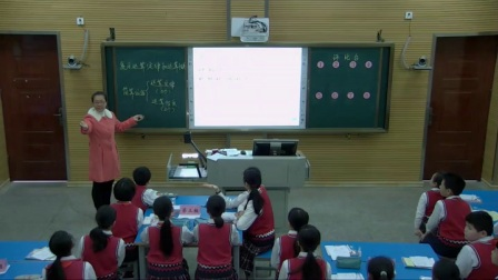 人教版小学数学六下《第6单元 复习运算定律和运算性质》广西农洁