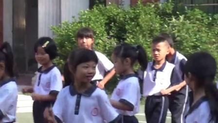 《30米快速跑》优质课(人教版体育与健康小学一年级,曹秀兰)