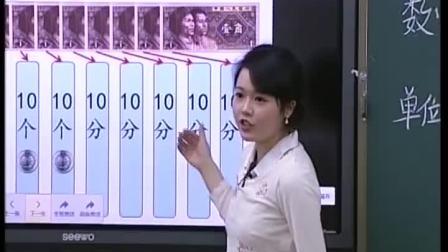 小学数学人教版一下《第5单元 认识人民币》广东刘敏君