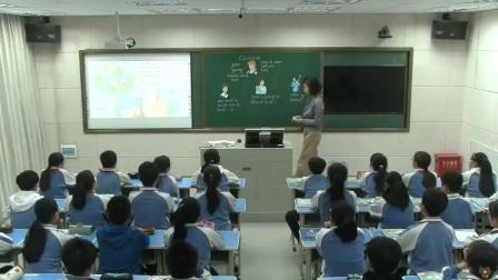 小学英语科普版六下《Lesson5  Revision 》河南杨莉丽