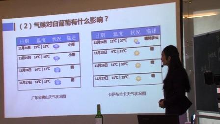 高一地理人教版必修一《洋流对地理环境的影响》广东屈迪扬