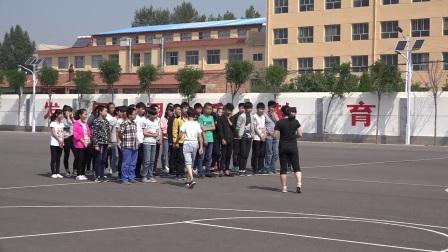 《快速跑》优质课(初一体育与健康)(7)