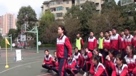 《快速变向跑》优质课(初一体育与健康,张朋)