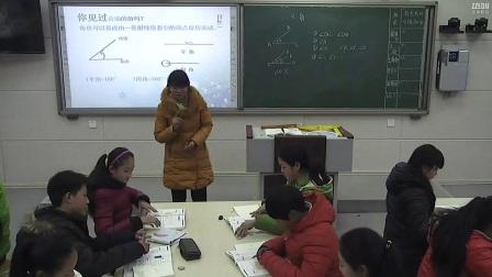 《角》北师大版数学七上,郑州第二十一中:闫俊红