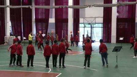 《跨越式跳高》优质课(科学版五年级体育,国级优课)