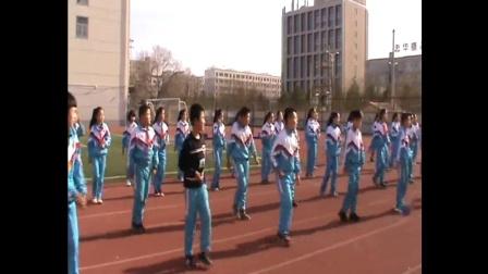 《跨越式跳高》优质课(人教版五年级体育,杨学琴)