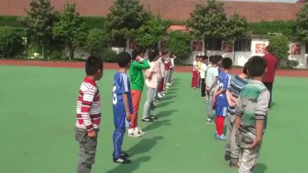 《脚内侧传球》优质课(人教版体育三年级,薛峰)