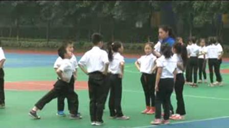 《开合跳弓步跳》优质课(二年级体育,陈琴)