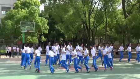 《篮球运球技术》优质课(人教版初一体育与健康,尹海卫)