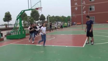 《篮球-原地单手肩上投篮》优质课(人教版初一体育与健康,董雪峰)