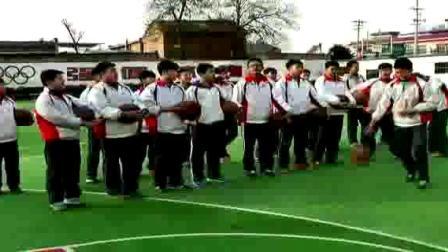 《篮球-三步上篮》优质课(人教版初一体育与健康,张海飞)