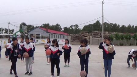 《篮球-三步上篮》优质课(人教版初一体育与健康,四平市县级优课 )