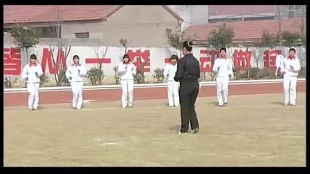 《跑的练习》优质课(初一体育与健康)