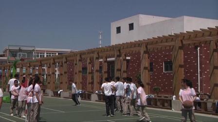 《篮球球性复习及投篮练习》优质课(人教版初一体育与健康,胡俊峰 )