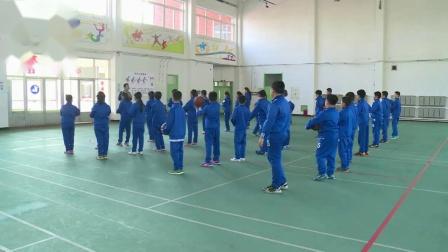 《篮球运球》优质课(五年级体育,谭博文)
