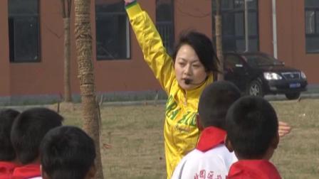 《快速跑》优质课(二年级体育,黄松华)