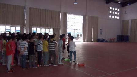 《快速跑》优质课(科学版体育五年级,倪柳青)