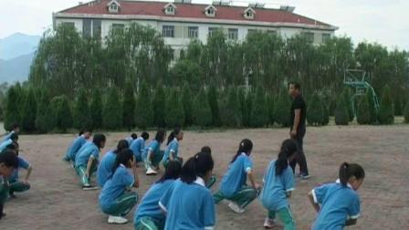 《快速跑》优质课(二年级体育,黄德援)