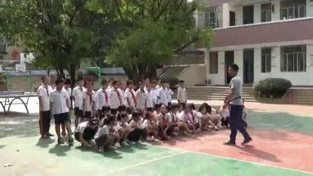 《立定跳远》科学版三年级体育,黄寿翔