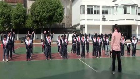 《立定跳远》一年级体育,何静